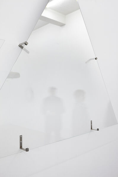 Olafur Eliasson, 'Hesitant movement up', 2013