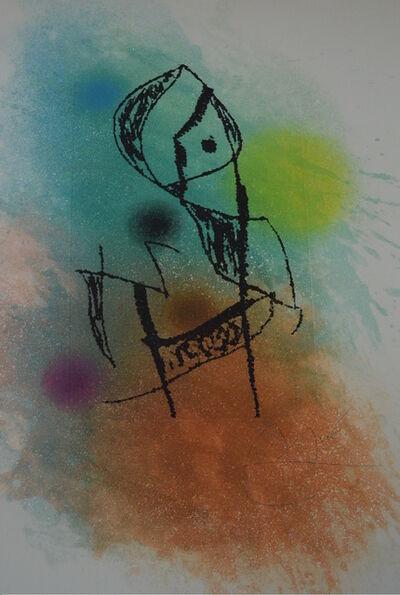 Joan Miró, 'La Rainette', 1978