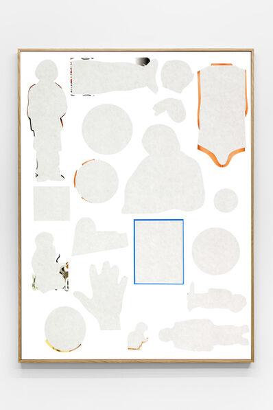 Margarida Gouveia, 'Sticker #1', 2009