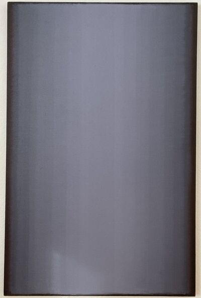 Lothar Quinte, 'Violett-Grau transparent ', 1998