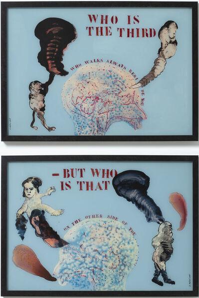 Nalini Malani, 'Who is the Third', 2008