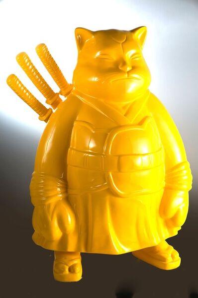Hiro Ando, 'samuraicat', 2006