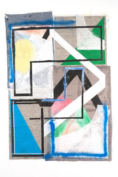 Luis Salazar, 'Sin título, de la Serie Geometría Doméstica ', 2015