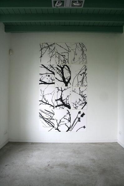 Carlijn Mens, 'Structuren, Van Goghhuis, Zundert', 2018