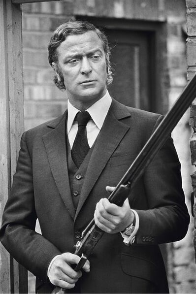 Terry O'Neill, 'English actor Michael Caine stars in the film 'Get Carter'', 1970