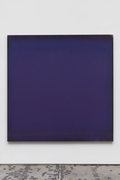 Kim Taeksang, 'Breathing ligjht-Violet in black', 2009-2019