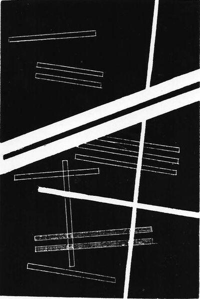 László Moholy-Nagy, 'Untitled Composition', 1922