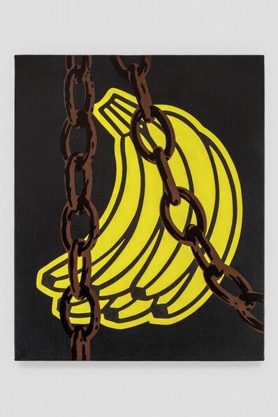 Jebila Okongwu, 'Six Bananas (study)', 2019