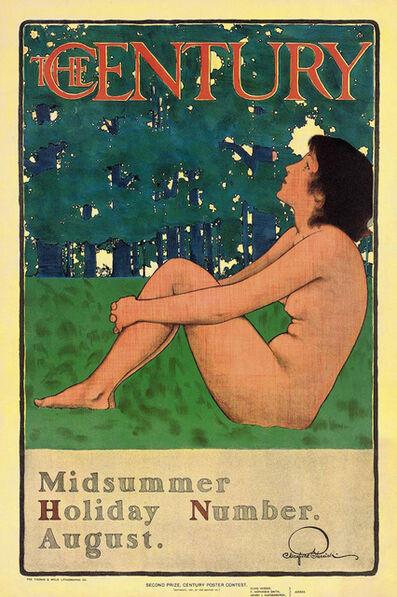 Maxfield Parrish, 'The Century', 1897