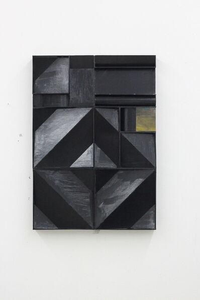 Florian Schmidt, 'Untitled (fault line) 06', 2015