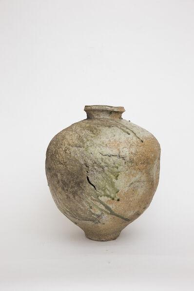 Shiro Tsujimura, 'Shigaraki Jar', 2018