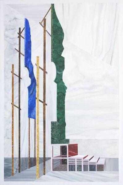 Gloria Martín Montaño, 'L'artiste fileur I', 2019