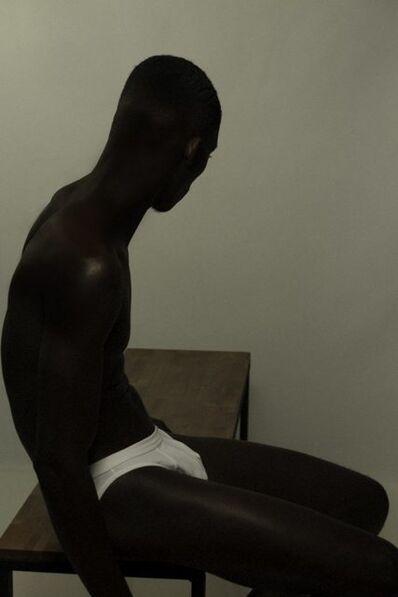 Xavier Samre, 'Mamadou, Framed', 2018