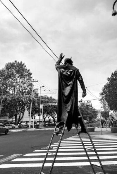 Olin Heitmann, 'El vigilante', 2016