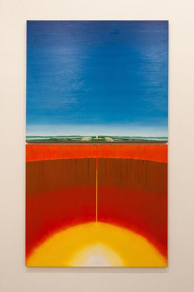 Cildo Meireles, 'Projeto de buraco para jogar politicos desonestos (Project hole to throw dishonest politicians in)', 2011