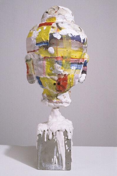 Arlene Shechet, 'Madras Head', 1997
