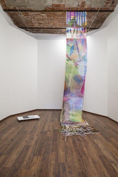 Daniela Libertad, 'Dibujo tejido 3', 2020