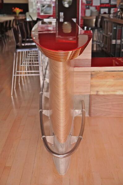 DMG Design SF, 'Wine Bar/Amélie New York', 2012