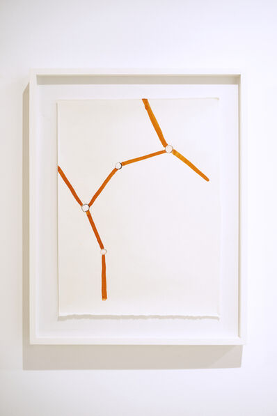 Todd Norsten, 'Untitled (Orange abstract)', 2007
