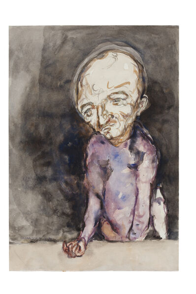 Marwan (Marwan Kassab-Bachi), 'Untitled', 1967