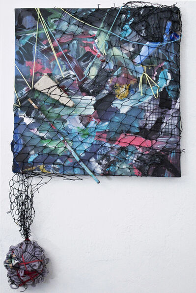Clara Varas, 'Untitled (Netting)', 2014
