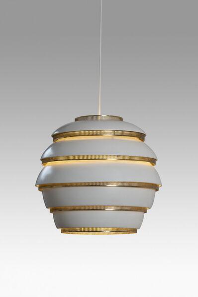 Alvar Aalto, 'Pendant lamp', 1953