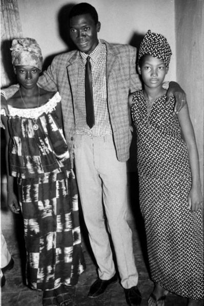 Malick Sidibé, 'Surprise Party, 1966', 2014