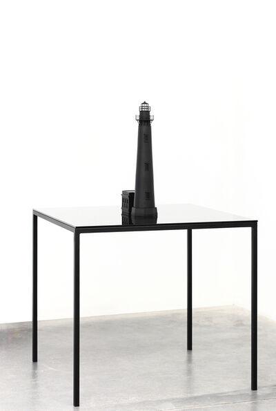 Jorge Méndez Blake, 'Black Lighthouse I', 2015
