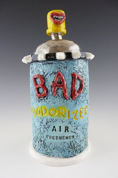 Gena Fowler, 'Bad Mood Air Freshener', 2015