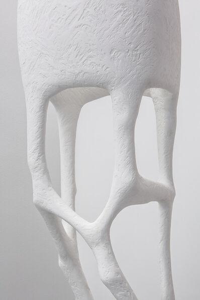 Charles Trevelyan, 'Circumspect (White)', 2013