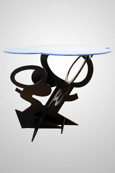 Claude Gilli, 'Table - Landscape in a cloud', 1992