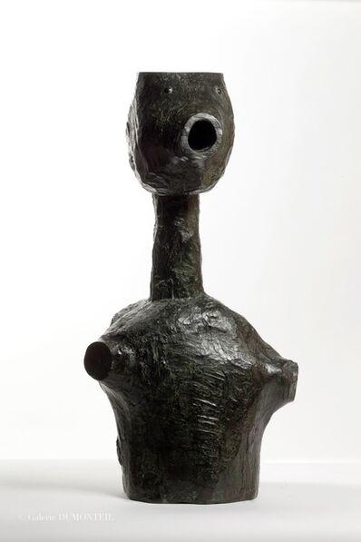 Wang Keping 王克平, 'Cry', 1984