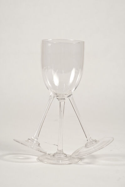 SuttonBeresCuller, 'WINE GLASS', 2017
