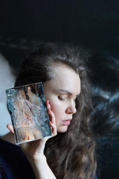 Viktoria Savenkova, 'Sketch 37 (Postcard)', 2021
