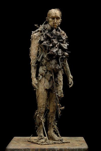 Laurence Edwards, 'Man od Stones ', 2013