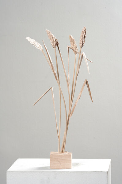 Kurt Lightner, 'Wheat Sculpture #12', 2020