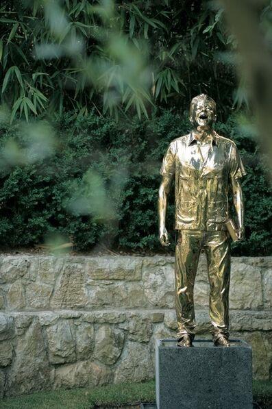 Jan Fabre, 'De man die huilt en lacht L'Homme qui pleure et qui rit', 2004