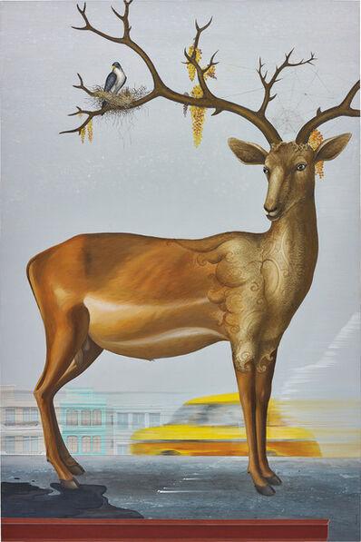 Jagannath Panda, 'The Migrant', 2009