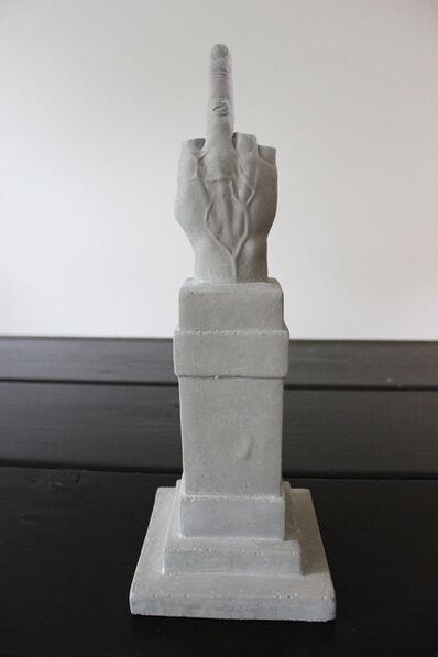 Maurizio Cattelan, 'L.O.V.E. Sculpture', ca. 2015