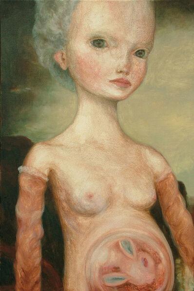 Agnes Gazdag, 'Delicate', 2009