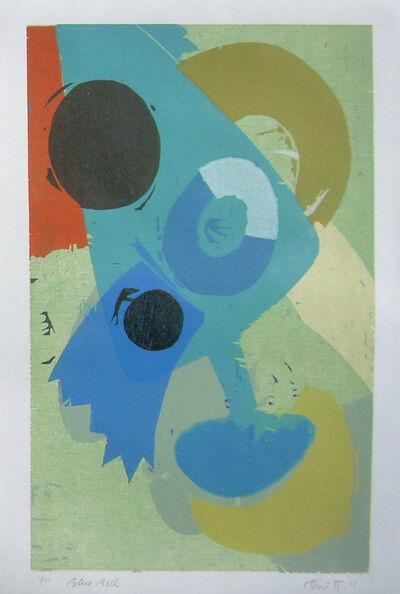 Charlie Hewitt, 'Blue Bell', 2011