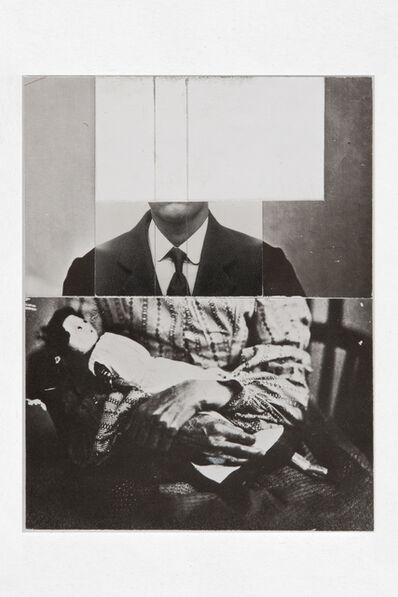 Bernhard Hosa, '»Ghost #5« ', 2015