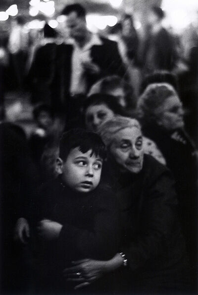 Erich Hartmann, 'Migrants arriving from Romania in Israel', 1961