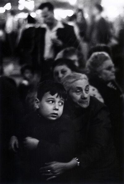 Erich Hartmann, 'Migrants arriving from Romania in Israel', 1961