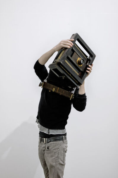 Mikhael Subotzky, 'Camera Head', 2010