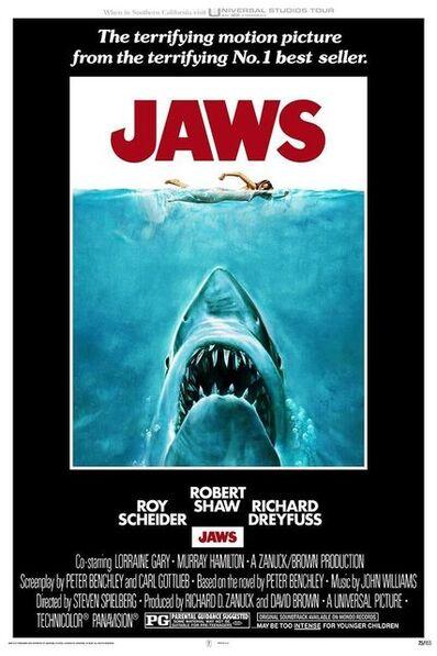 Roger Kastel, 'JAWS', 2018