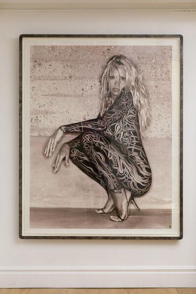 Jean-Luc Moerman, 'Project Tatouage (Pamela Anderson)', 2006