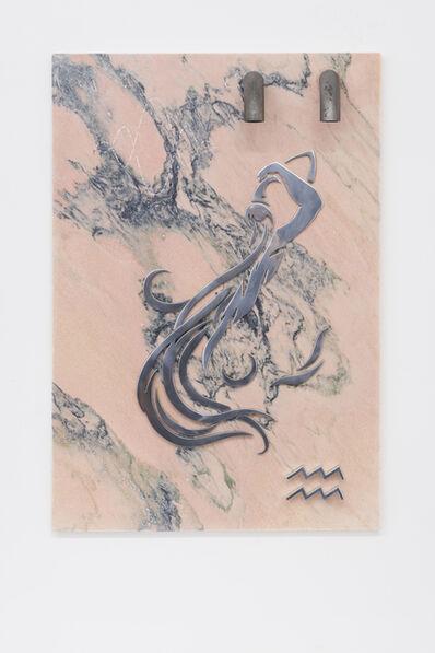 "George-Henry Longly, '""Zodiac (Aquarius)""', 2016"
