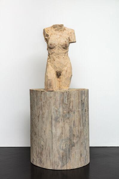 Stephan Balkenhol, 'Venus of Kassel', 2016