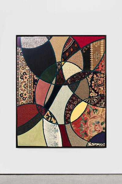 "Nevin Aladağ, '""Social Fabric, egg""', 2018"